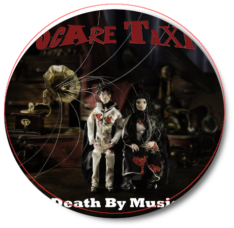 Sonic Bombardment Scare Taxi Death By Music Image 01