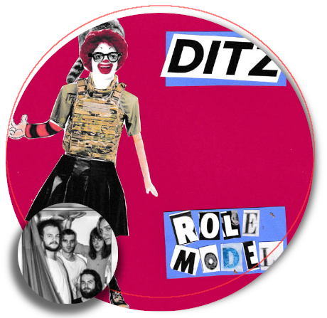 New Release Ditz Role Model 001