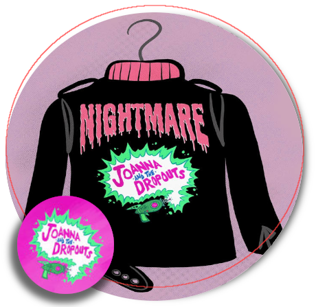 New Release Joanna & The Dropouts Nightmare 001