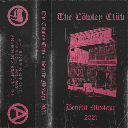 Various Artists Cowley Club Benefit Mix 2021 Cover